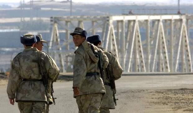 Российские войска начали учения у границы Узбекистана с Афганистаном