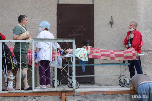 Вбольнице скорой помощи Кургана нехватает более 100 медиков