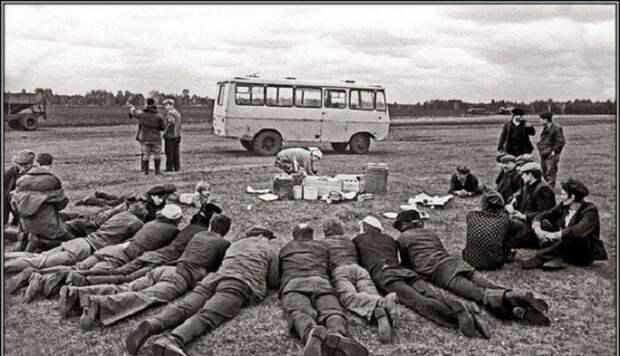 17. Работа встала. СССР, интересное, история, фотографии