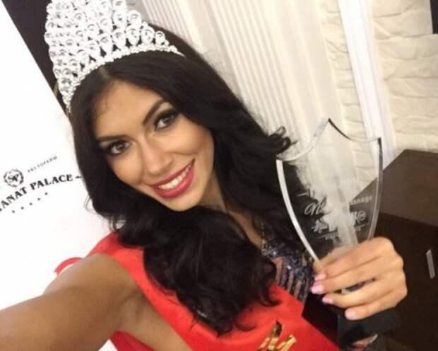 «Мисс Башкортостан-2016» стала Послом мира