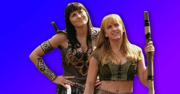 Вот как сейчас выглядят актёры сериала «Зена – королева воинов»