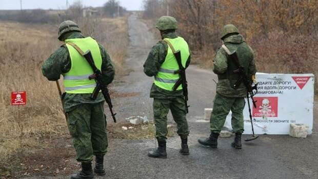 ВЛНР сообщили огибели военнослужащего врезультате атаки состороны Украины