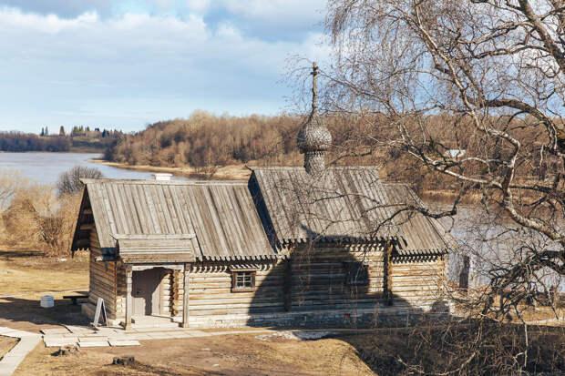 Могила вещего Олега и самая древняя улица России: чем еще удивит Старая Ладога
