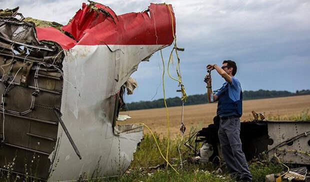 Украинский майор ПВО попросил убежище в России и готов свидетельствовать про Boeing MH17