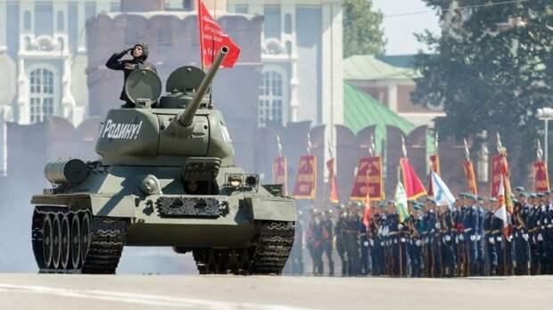 Тульское оружие на тульском Параде Победы. Что увидят зрители в городе-герое