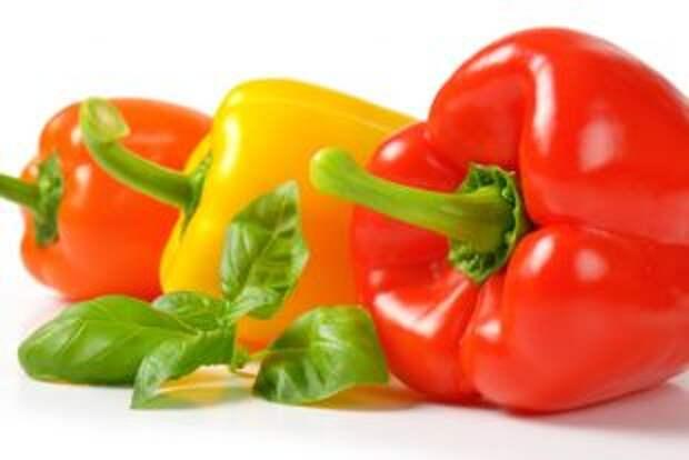Натуральный светофор. Какой перец полезнее — красный, желтый или зеленый?
