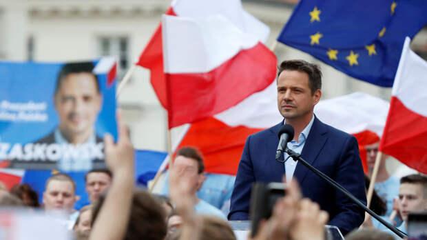 Дуда и Тшасковский вышли во второй тур выборов президента Польши