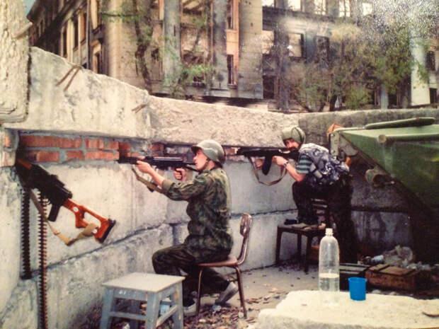 Все атаки были отбиты, нопоследнее слово оказалось заполитиками изМосквы