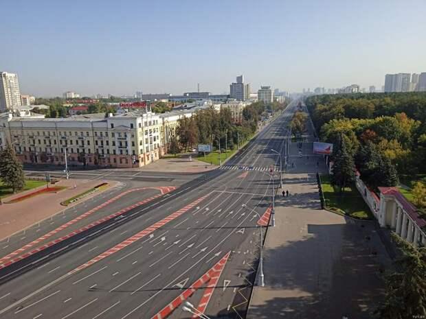 В Минске подозрительный кипиш. Тихушная инаугурация?