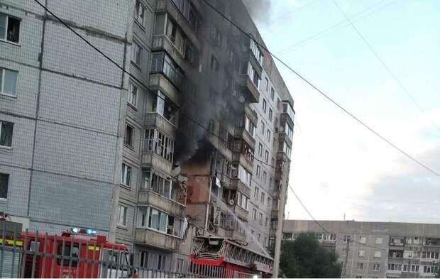 Следователи назвали основную версию взрыва в жилом доме в Ярославле