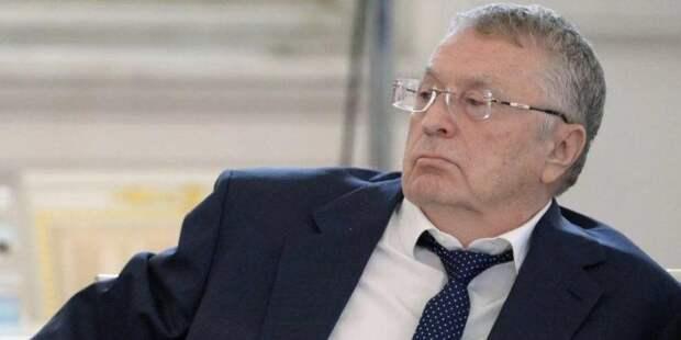 """Жириновский о Чечне: """"Не трогайте этот регион и этих людей - толку мало"""""""