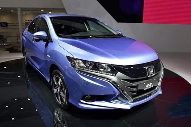 Honda Gienia: плод разделенной китайской любви