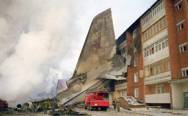 """Тридцать пять секунд. Ан-124 """"Руслан"""", иркутск, катастрофа, происшествия"""