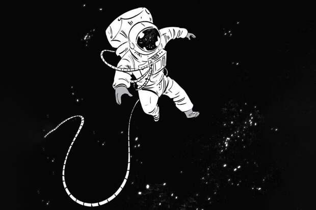 Что будет, если космонавт улетит в открытый космос