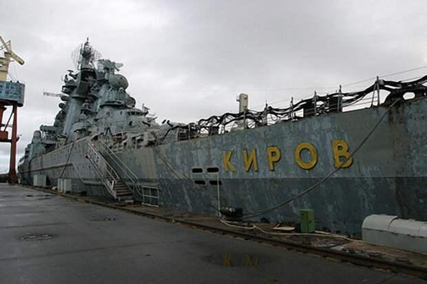 Последний причал. Мощь и гордость российского флота в 1990-е распилили на куски