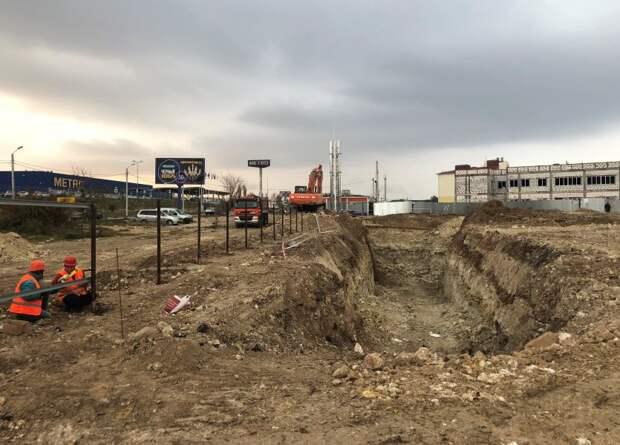 В Севастополе началось строительство нового физкультурно-оздоровительного комплекса