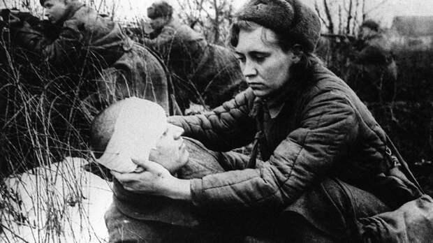 Самоотверженный подвиг и страшная смерть медсестры Константиновой