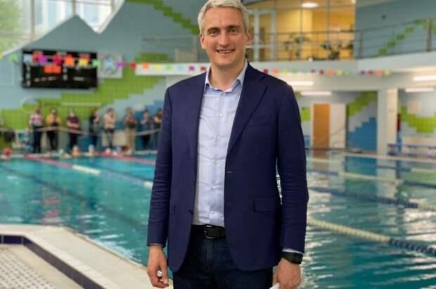 В Москве прошёл детский турнир по плаванию на призы Евгения Нифантьева