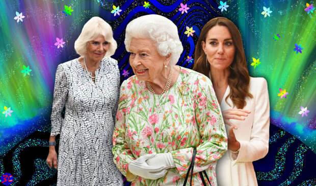 """""""Фитнес-герцогиня и завидная невеста"""": обзор нарядов на саммите g7"""