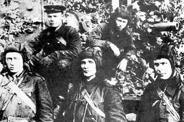 Как один советский танк сорвал наступление вермахта