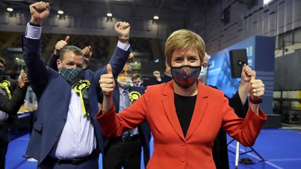 Шотландия планирует новый референдум о независимости