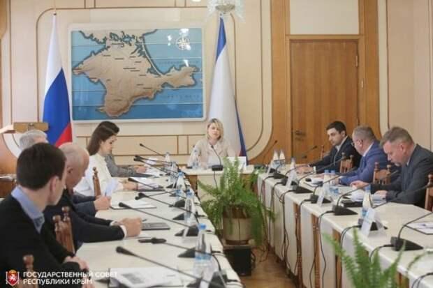 Комитет по имущественным и земельным отношениям провел очередное заседание