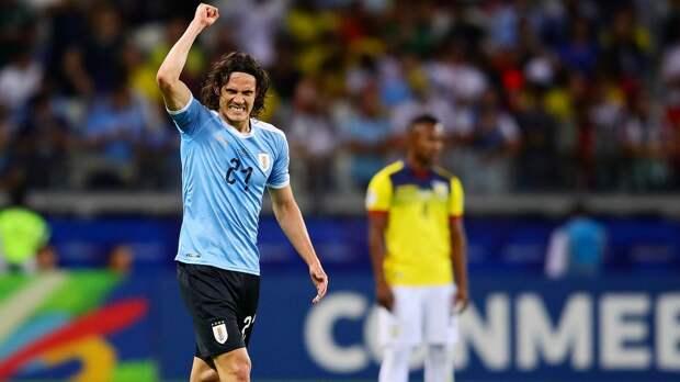 Суарес и Кавани — в заявке Уругвая на матчи отбора ЧМ-2022 с Колумбией и Бразилией