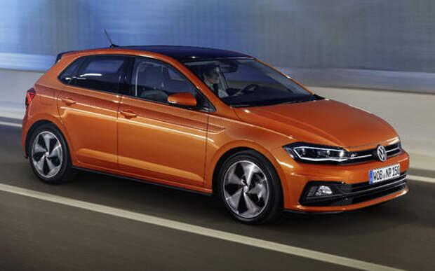Новый хэтчбек VW Polo – слишком хорош для России и США