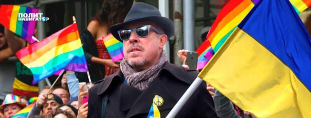 ЛГБТ-прогресс приближается к Украине. При чем здесь Макаревич?
