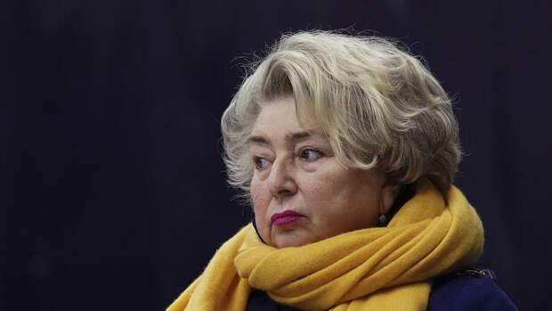 Тарасова оценила выступление Мишиной и Галлямова в короткой программе на КЧМ