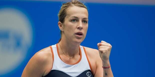 Павлюченкова прокомментировала выход в финал Roland Garros