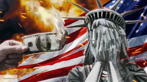 В США объяснили, почему американцы ведутся на ложь ФРС о будущем доллара