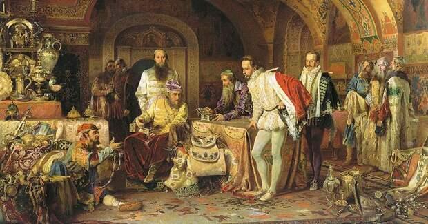 Как торговля Британии с Россией повлияла на историю Альбиона и введение моды на роскошь