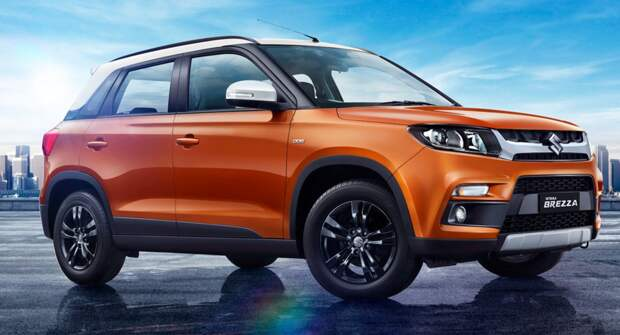 Кроссовер Hyundai Venue стал популярнее Suzuki Vitara Brezza в 2021 году
