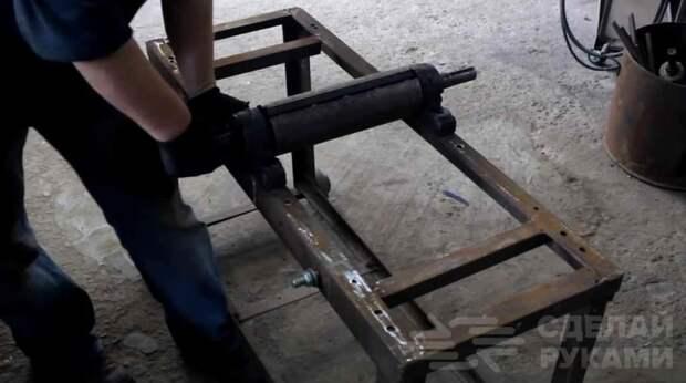 Как сделать передвижной фуговальный станок своими руками