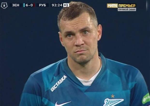 Дзюба признан лучшим футболистом сезона-2019/2020 по версии РФС, Семак – лучшим тренером. В списке 33-х десять игроков «сине-бело-голубых»