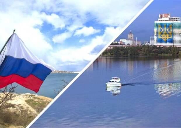 Пока Украина спекулирует темой Крыма, Россия решает проблему нехватки воды