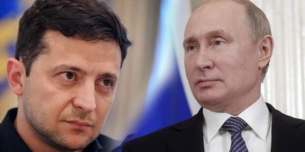 Эксперт отметил важность диалога Путина и Зеленского