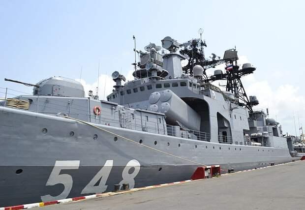 Судан отказался исполнять договоренности по созданию на территории страны ПМТО ВМФ России