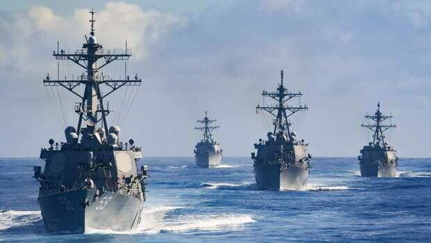 Давненько НАТО так не выгребало от наших в Чёрном море!