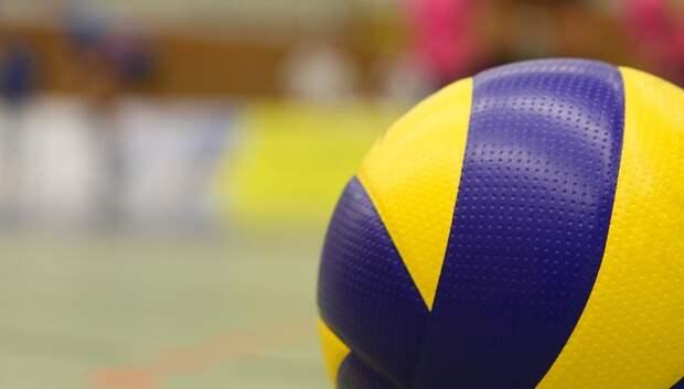 Спортсмены из лицея №1 Подольска победили в спартакиаде по волейболу