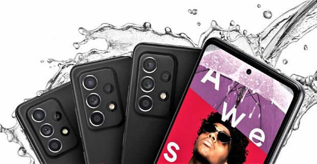 У Samsung большие проблемы: новейшие смартфоны Galaxy A52, Galaxy A52 5G и Galaxy A72 оказались в дефиците из-за нехватки микросхем