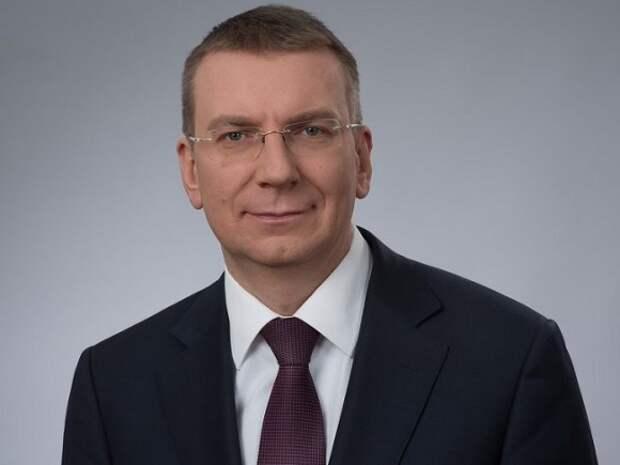 Глава МИД Латвии призвал закрыть воздушное пространство Белоруссии для международных рейсов