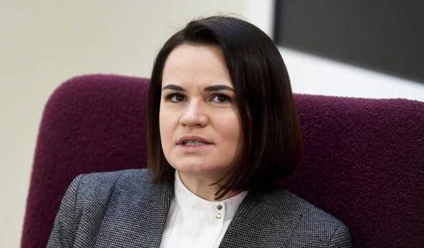 МИД России о заявлении Тихановской по поводу задержанной россиянки: Наглая ложь