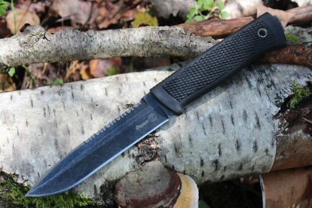 Для чего нужна серрейторная заточка на ножах?