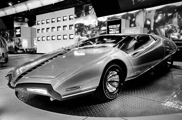 Космические странники: скорость невероятных концепций 60-70-х годов