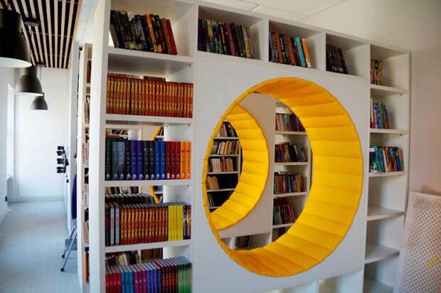 На Кубани откроют первую модельную библиотеку