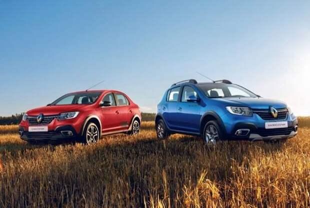 АвтоВАЗ приостановит сборку Renault Logan и Sandero