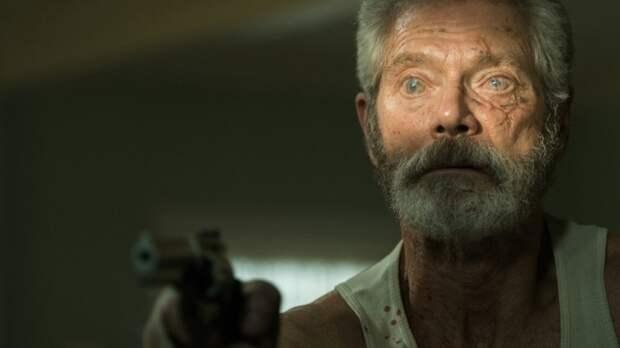 Создатели триллера «Не дыши» показали злодея на первом кадре сиквела