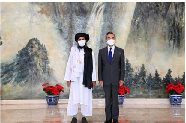 Китай предоставит Афганистану помощь на 30 миллионов долларов